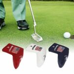MamimamiH Pebble Beach Couvre-Club pour Putter Scotty Cameron Ping, Bleu Marine