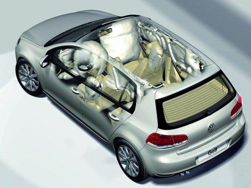 Golf 6 Sicherheit - Airbag