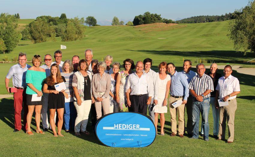 Hediger Elektro Golftrophy - 17.06.17