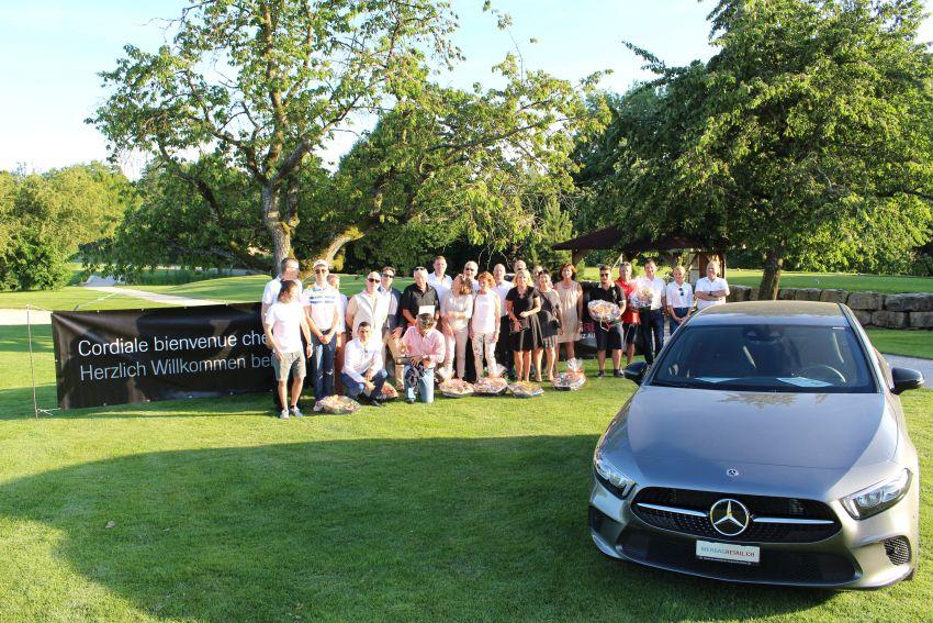 Merbag Golf Trophy - 23.06.18