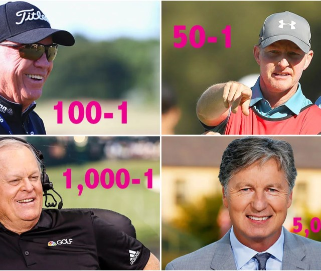 Who Will Be Tiger Woodss Next Swing Coach We Handicap The Field Of Contenders