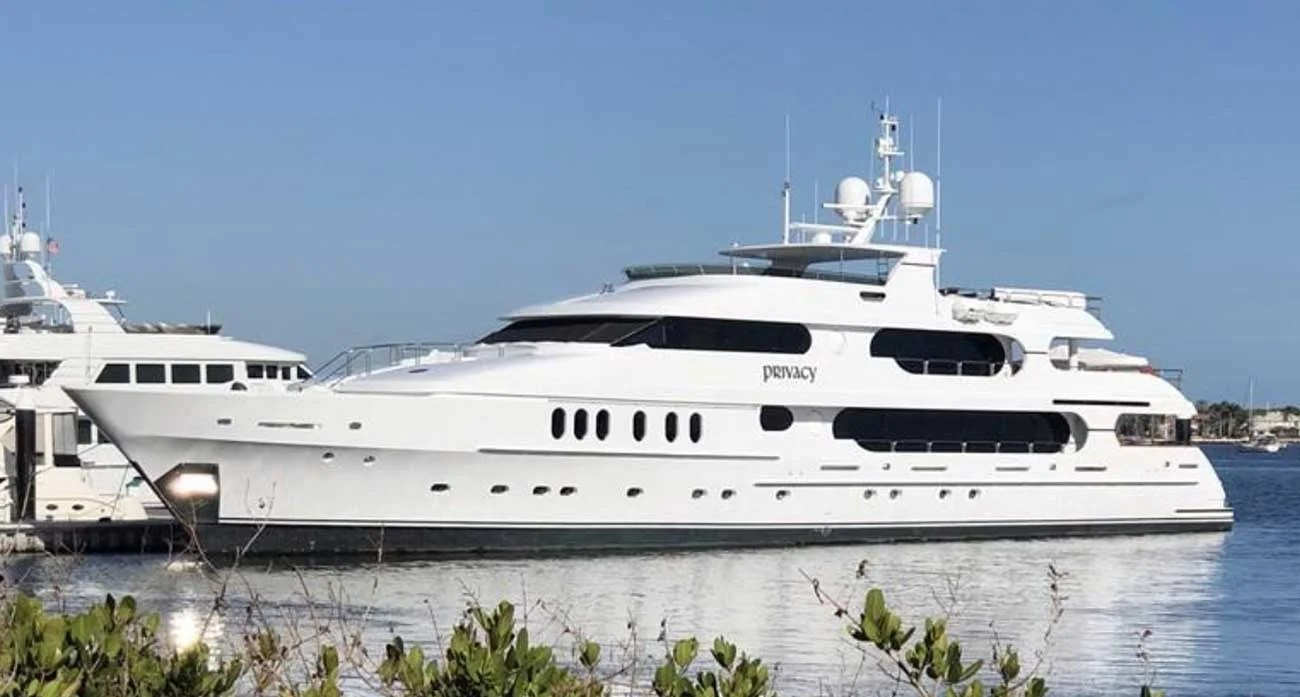 Tiger Woods Yacht Already Docked Just Miles From PGA Championship Site