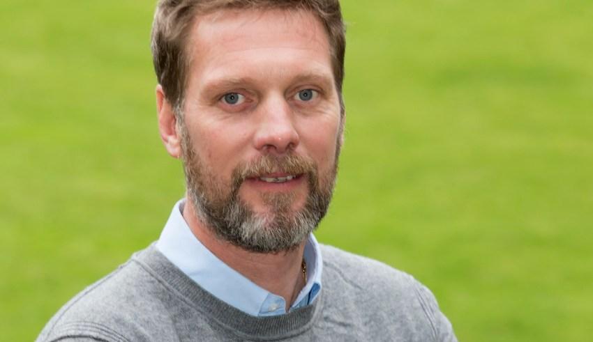 Stefan Nilsson bankonsulent på Svenska Golfförbundet.