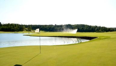 Öster by Stenson, Österåkers Golfklubb