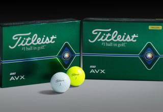 Titleist AVX golfbollar