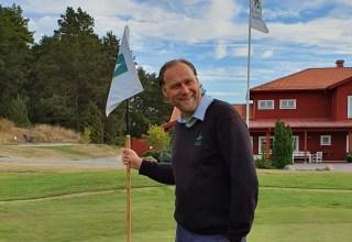 Claes Berfeld, Åkersberga Golfklubb