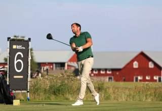 Oskar Henningsson, golfspelare