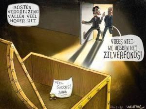 Zilverfonds va delanot