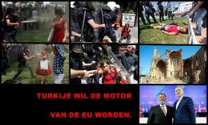 Erdogan wil motor eu zijn