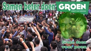 Verkiezing Groen2 2014