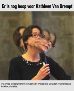 Knikkebollen Kathleen van Brempt