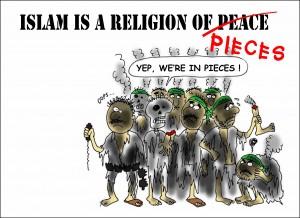 zelfmoordterroristen