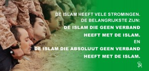 Islam heeft niets te doen met islam