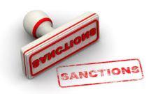 Afbeeldingsresultaat voor sanctions