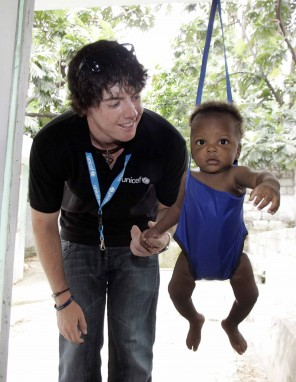 McIlroy So Moved By Haitian Visit He's Planning To Journey ...