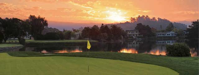 Peacock Gap Golf Club In San Rafael
