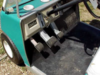 pre 82 cc three pedal system ss 200 - FAQ - Club Car Serial Number