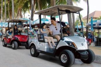 Golfcar-at-Resorts