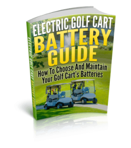 golf cart battery problem