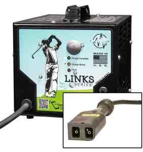 Lester 36 volt golf cart charger