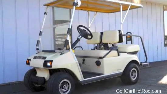 club car ds 36 volt wiring diagram for non vglide carts