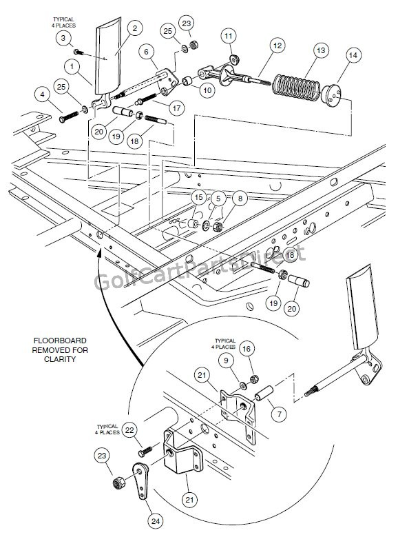 Diagram Wiring Diagram For 2002 Ezgo Gas Golf Cart Free Electrical