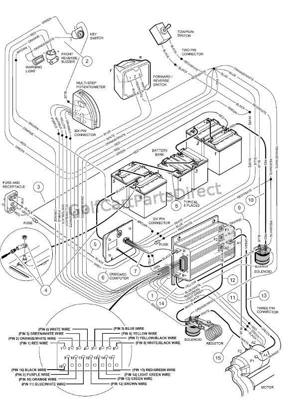 2006 club car precedent gas wiring diagram wiring diagram 2007 club car precedent gas wiring diagram images