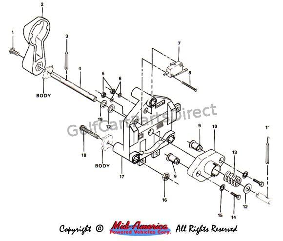 Club Car Precedent Battery Wiring Diagram Agm Battery