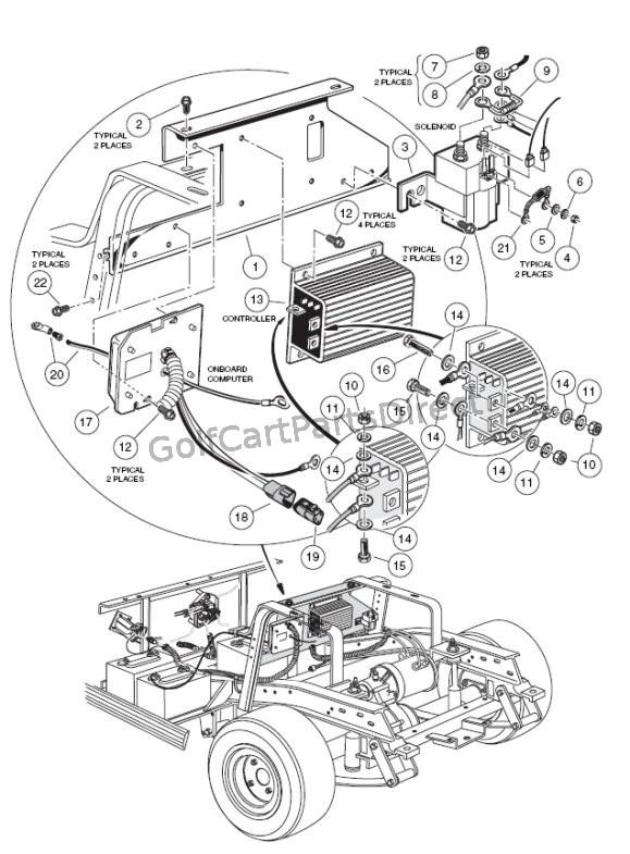 club car wiring diagram 48v wiring diagram club car wiring diagram 48v images gas club car golf cart