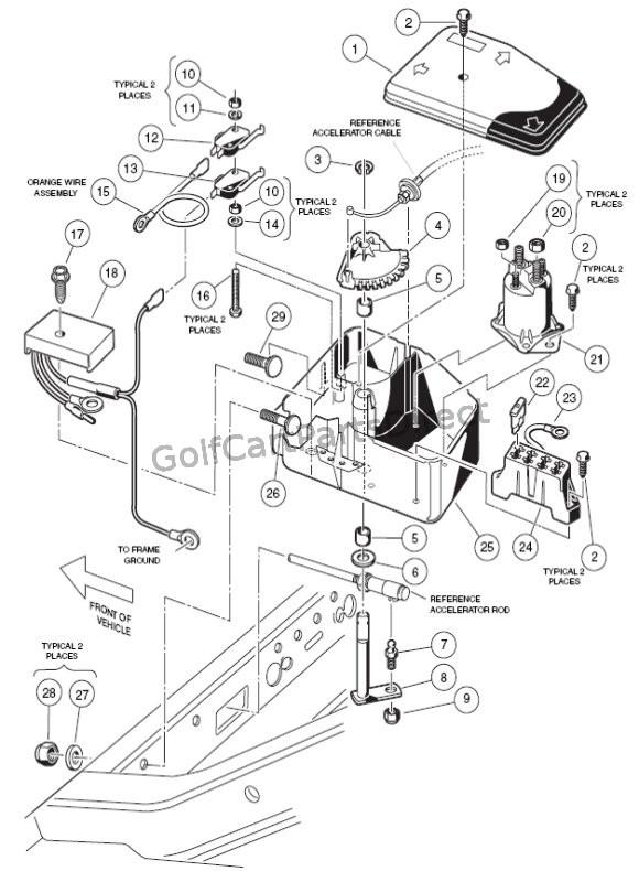 Diagram Charger Club Car Wiring Diagram 2002