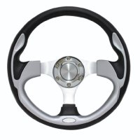 12.5 Pursuit Performance II Steering Wheel for All EzGo Golf Carts
