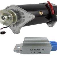 NEW Generator Regulator Kit For Yamaha Golf Carts G8 G9 G14 G16 G20 G21 G22
