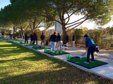 cours collectif golf de castelnau le lez