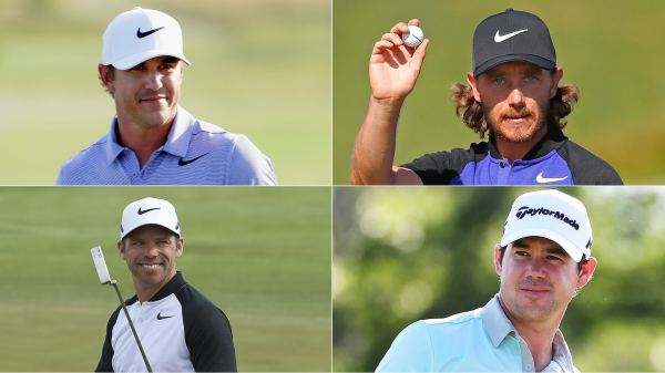 First-timers in prime position for major glory | Golf Channel