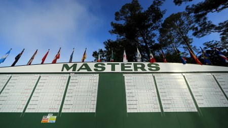 First-round And Second-round Tee Times, Groupings For The 2021 Masters |  Golf Channel