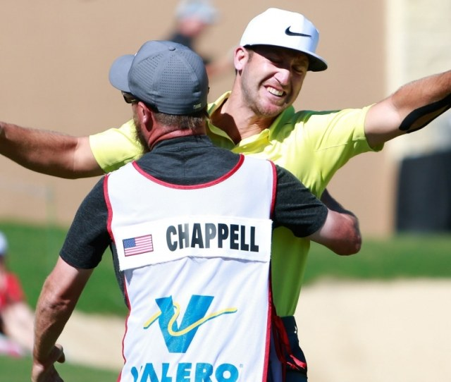 Kevin Chappell Returns To Valero Texas Open As Defending Champ Golf Channel