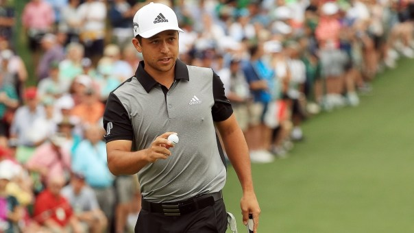 Image result for Xander Schauffele masters