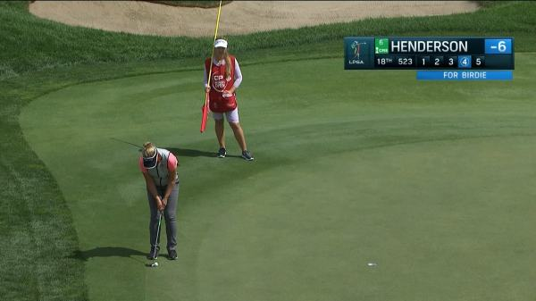 Canadian Pacific Women's Open third round Highlights ...