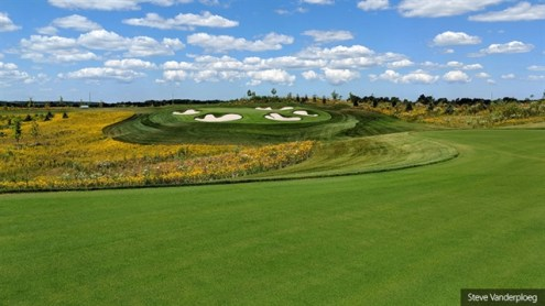 Golf  Latest News  Courses  Technology   GolfCourseArchitecture net     New course opens at Friday Harbour resort near Toronto