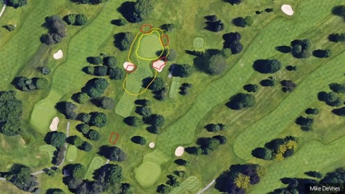 Golf  Latest News  Courses  Technology   GolfCourseArchitecture net     Mike DeVries to restore Willie Park Jr features at Flint Golf Club