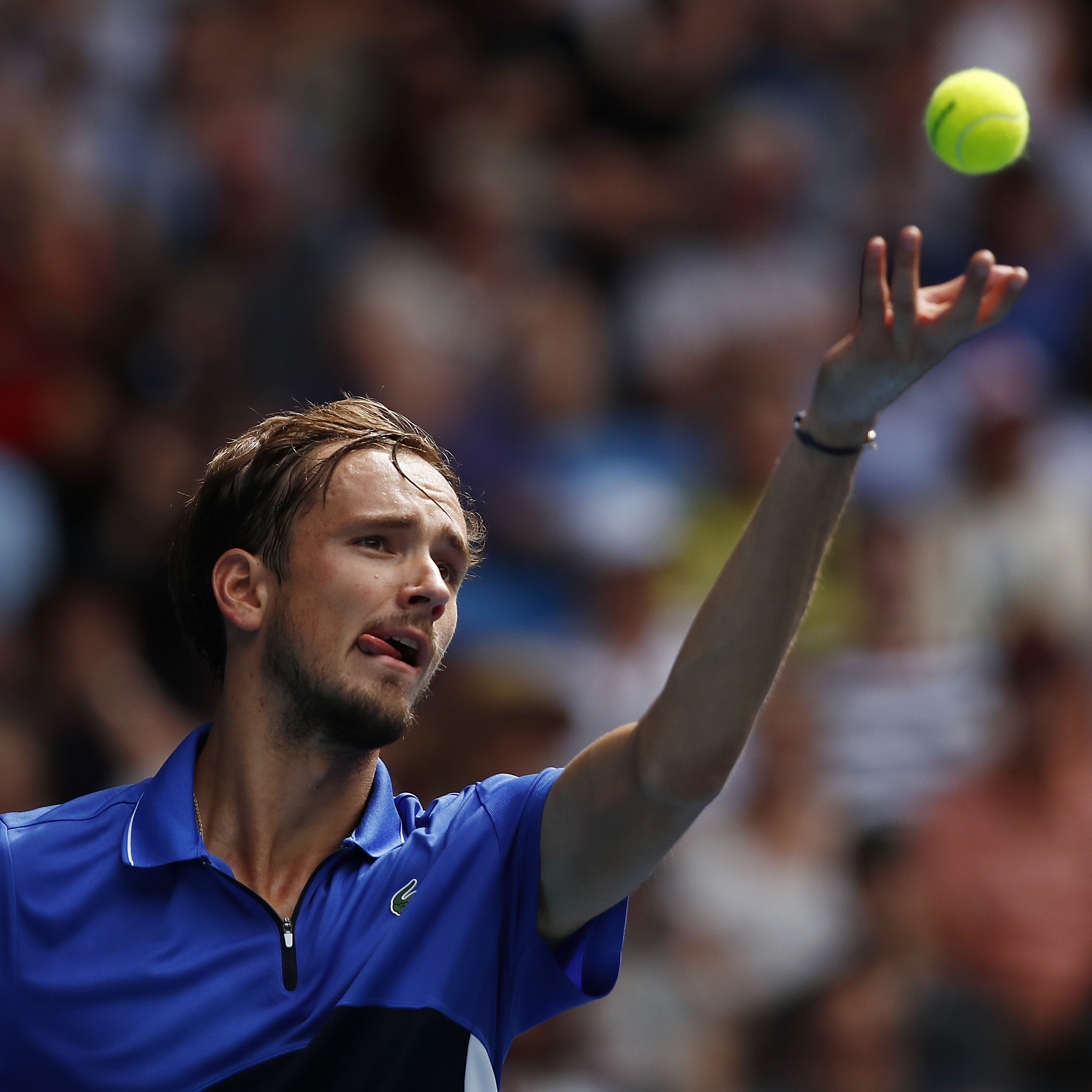 What does medvedev mean in russian? Tennis Fans Daniil Medvedev Is Your New God This Is The Loop Golfdigest Com