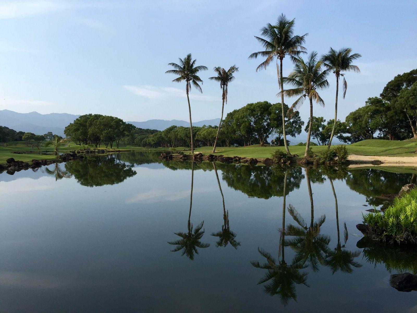 今年夏天,棕櫚的棕衣可以製造繩索,帶著全家到棕梠湖Fun暑假 - 高爾夫旅遊 - GolfDigest高爾夫文摘