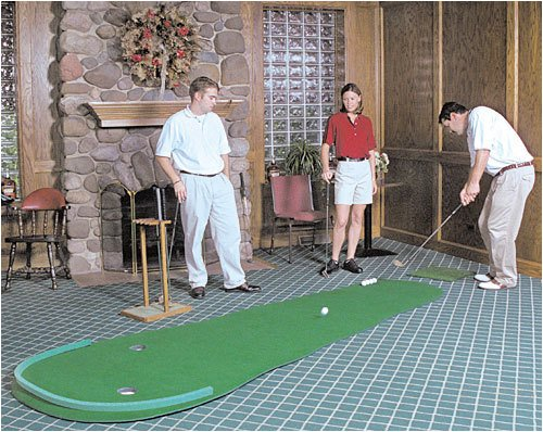 What is the Best Indoor Putting Green?