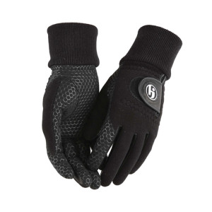 hj xtreme winter performance golf glove