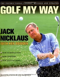 jack nicklaus golf my way