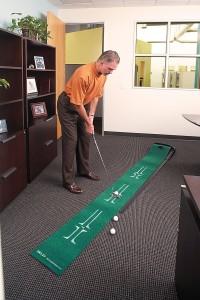 skzl pro return putting matt golf gifts
