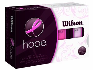 wilson hope ladies golf balls