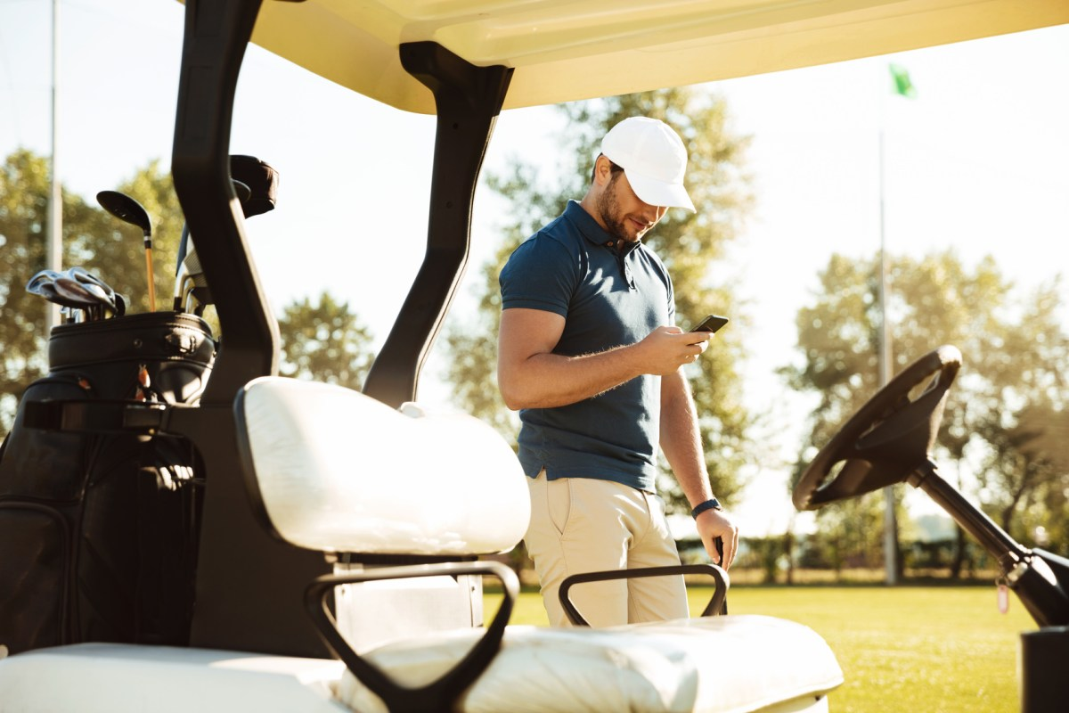 Golf Technology to Improve Your Game