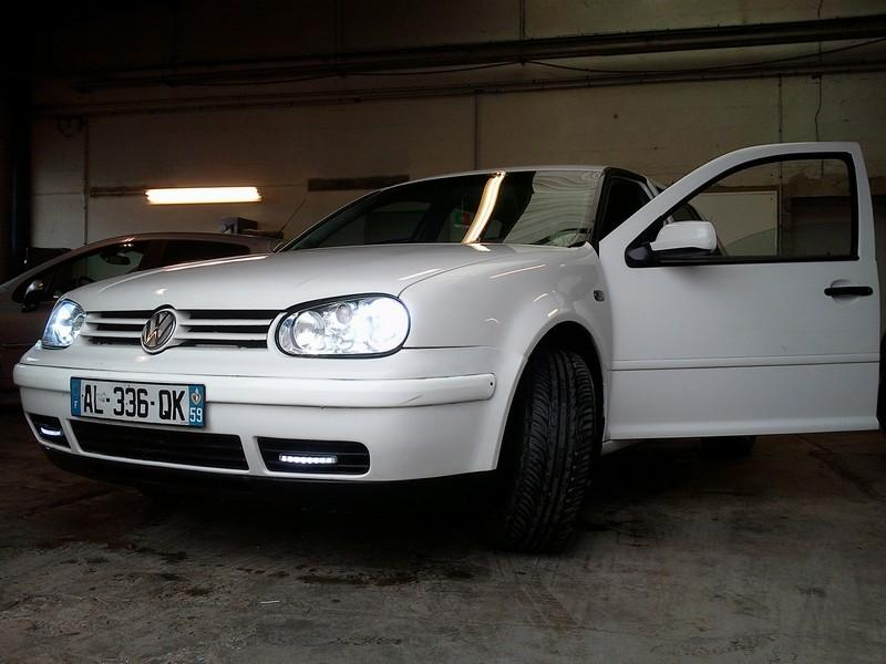 Golf IV TDI 90 By Token338 Turbo K24 Inside Garage