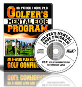 Golfer's Mental Edge